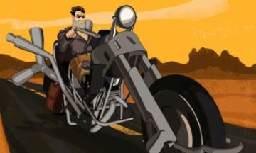 image test playstation 4 full throttle remastered