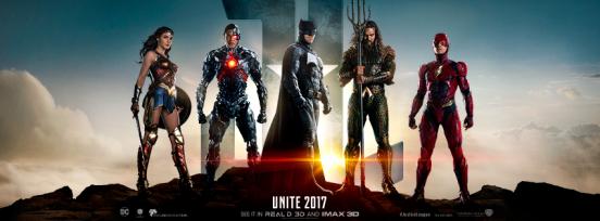 image zack snyder banner justice league