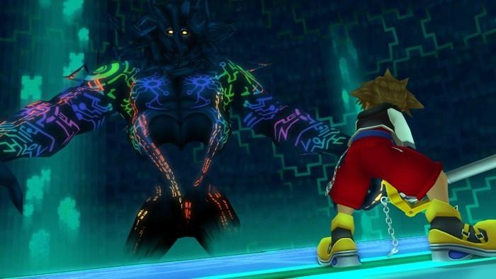 image jeu kingdom hearts compilation