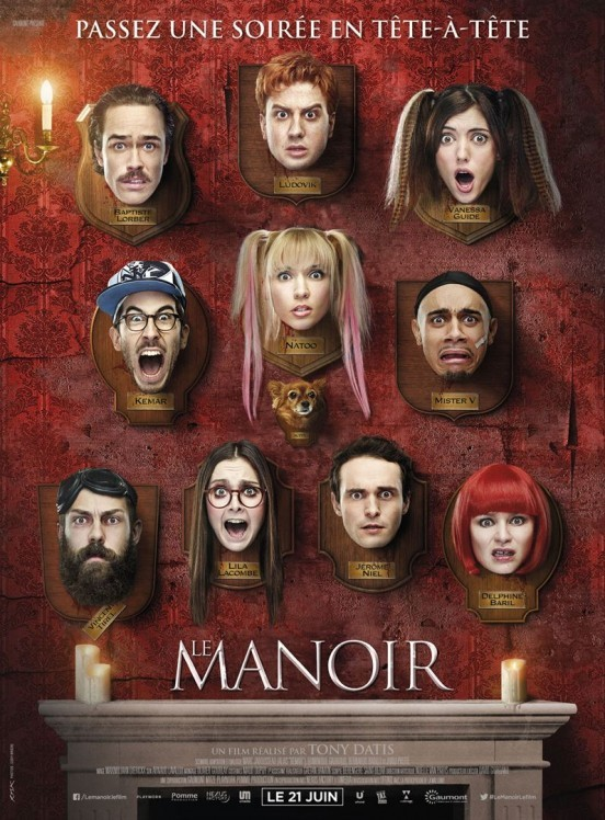image tony datis poster le manoir