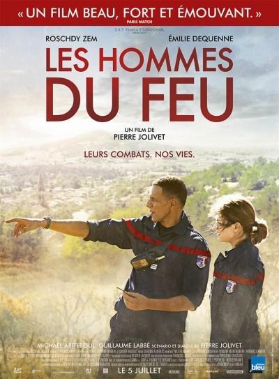[News – Cinéma] Bande-annonce de «Les Hommes du Feu» de Pierre Jolivet, sortie le 5 Juillet
