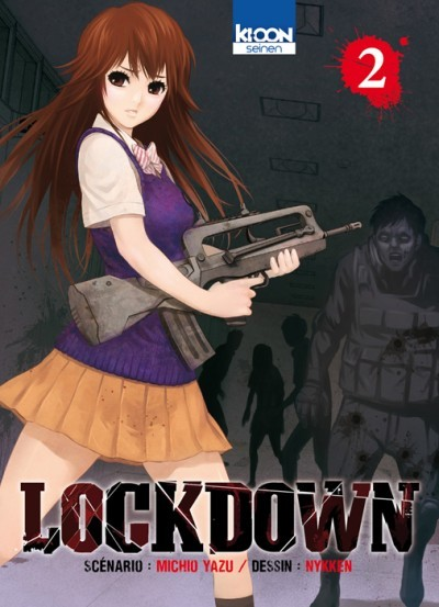 [Critique] Lockdown T2 – Michio Yazu, Nikken