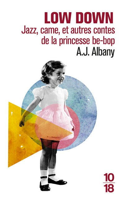 image couverture low down a.j. albany éditions 10-18