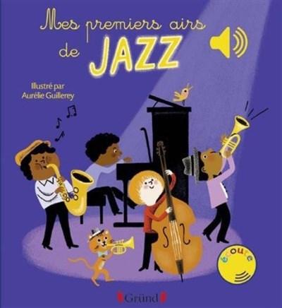 image mes premiers airs de jazz