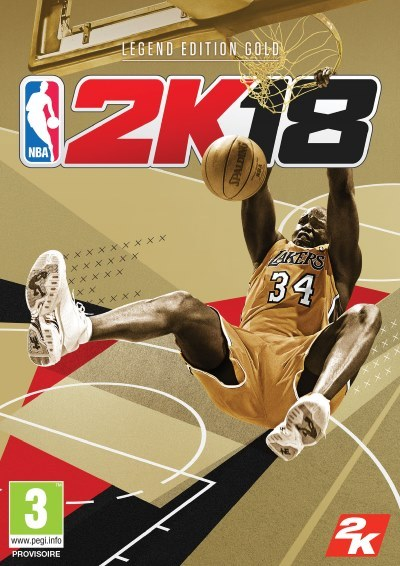 image legend edition gold nba 2k18