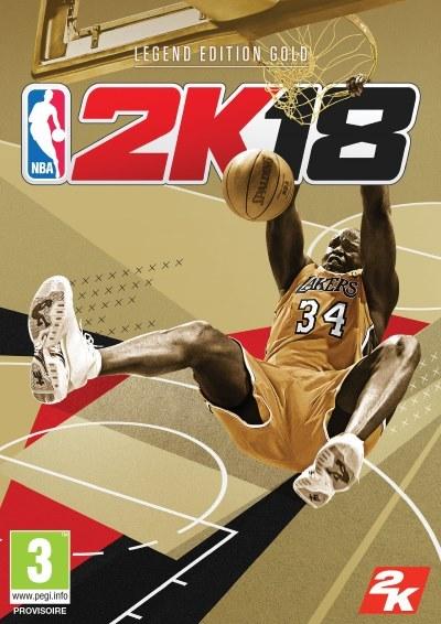 image legend edition gold nba 2k18