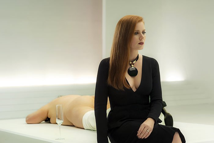 image amy adams femme nue nocturnal animals