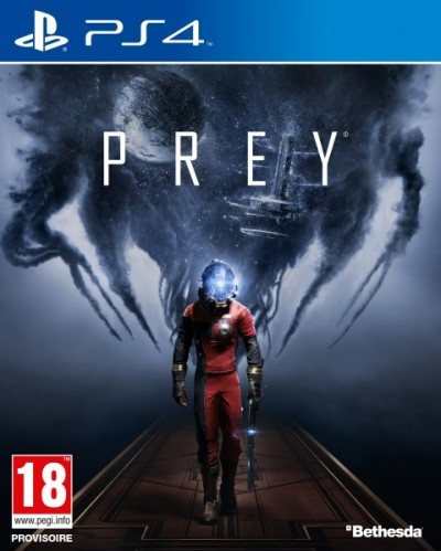 image cover ps4 prey