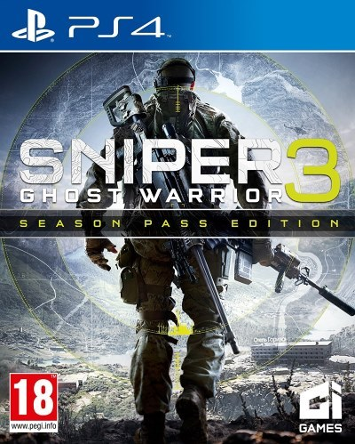 [Test – Playtation 4] Sniper Ghost Warrior 3 : un monde ouvert en ligne de mire