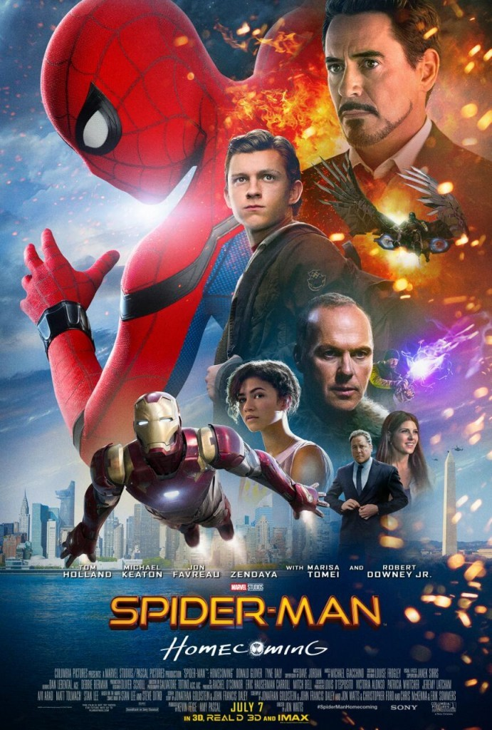 image jon watts poster spider man homecoming