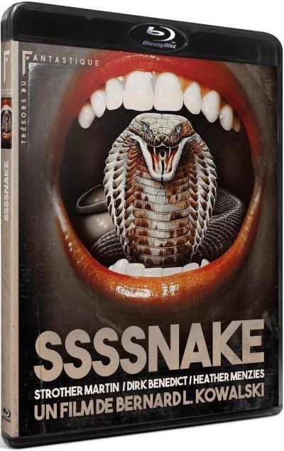 [Test – Blu-ray] Ssssnake – Bernard L. Kowalski