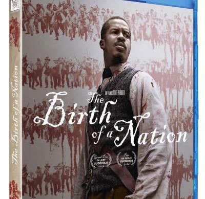 image boitier the birth of a nation blu-ray