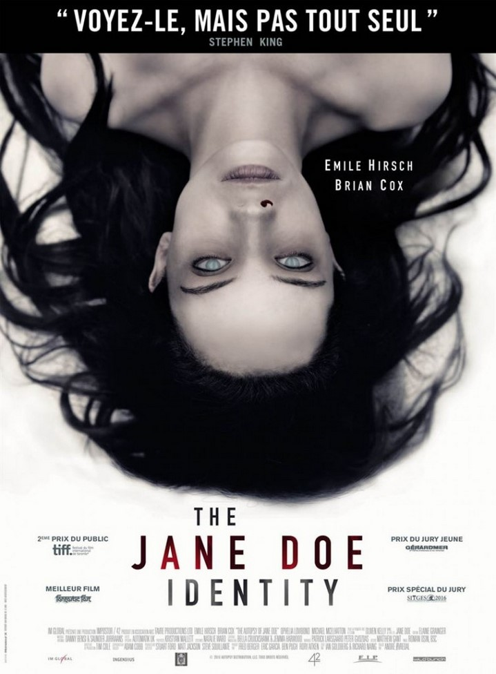 image the jane doe identity poster
