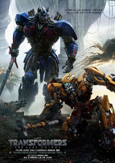 [News – Cinéma] Bande-annonce finale «Transformers: The Last Knight» de Michael Bay, sortie le 28 Juin.