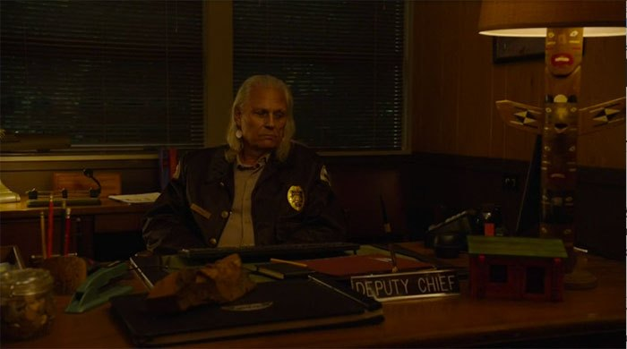 image adjoint hawk michael horse twin peaks saison 3 épisode 1