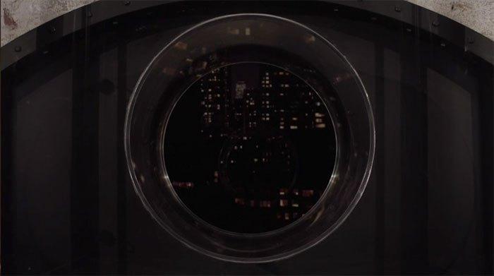 image cage en verre twin peaks saison 3 épisode 1
