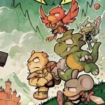 image wonder boy the dragon's trap