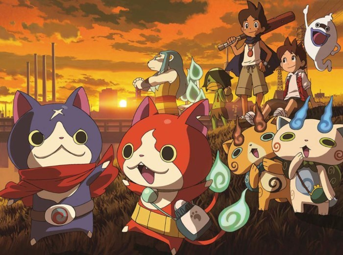 image yo-kai watch le film
