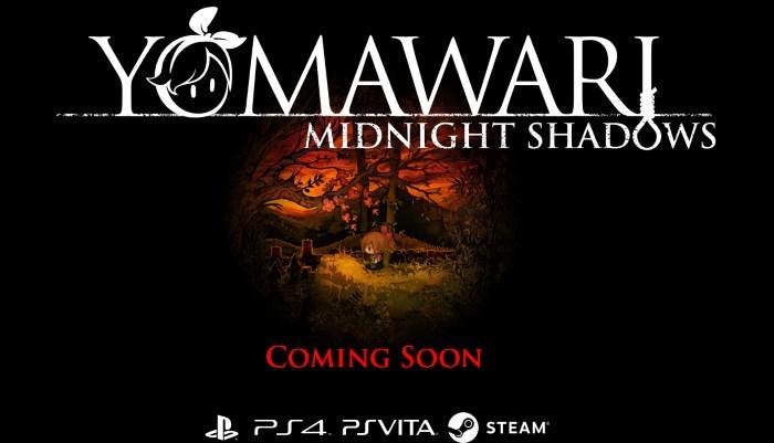 image logo yomawari midnight shadows