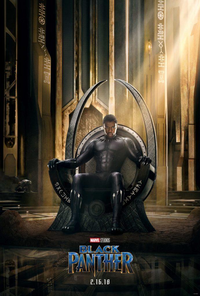 image ryan coogler poster black panther