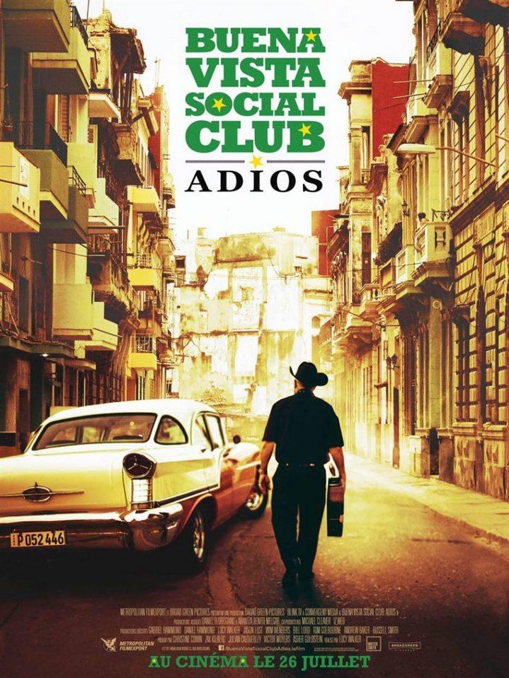image poster buena vista social club adios