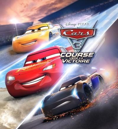 image logo cars 3 course vers la victoire