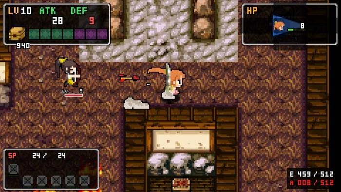 image playstation 4 cladun returns