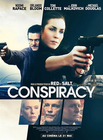 image affiche conspiracy michael apted film