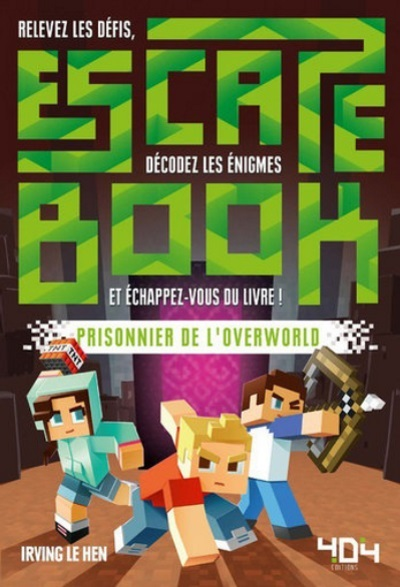 image overworld escape book
