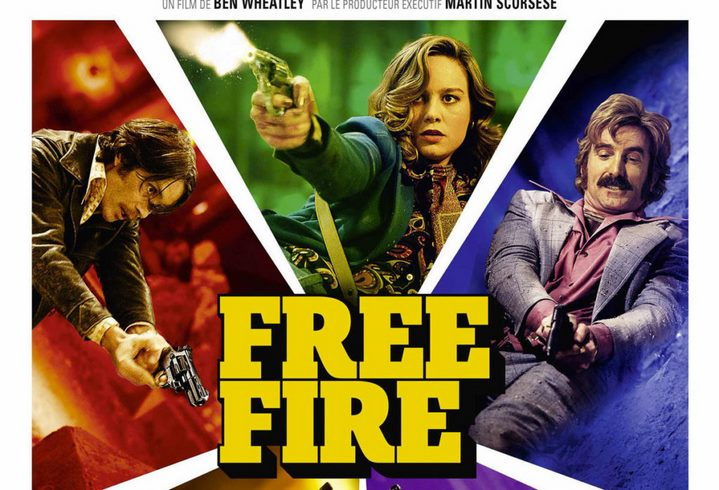image affiche film free fire slide