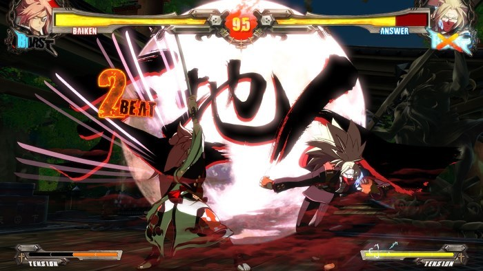 image test guilty gear xrd revolution 2