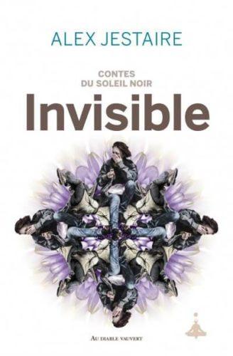 image couverture invisible alex jestaire au diable vauvert