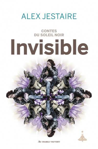 image couverture invisible alex jestaire au diable vauvert