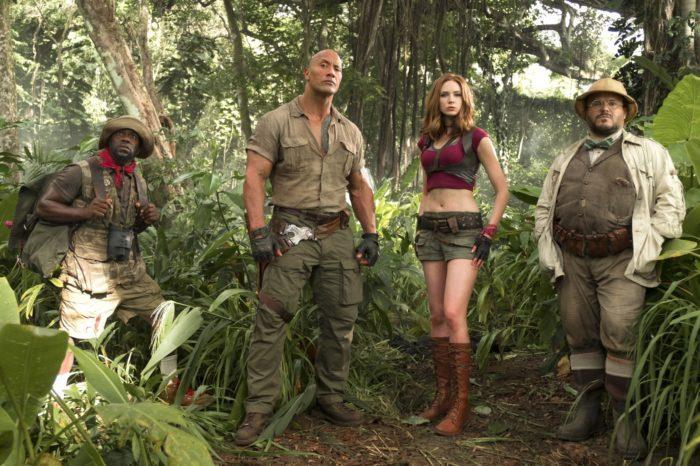 image jake kasdan bienvenue dans la jungle