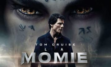 image affiche la momie 2017 tom cruise