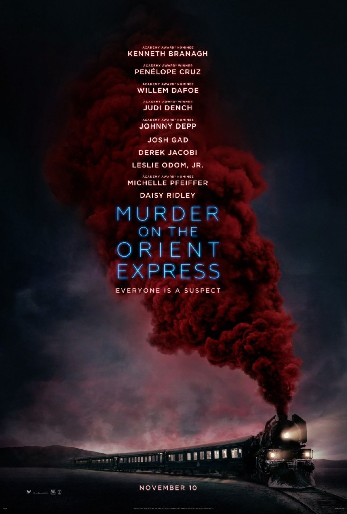 image kenneth brannagh poster le crime de l'orient express