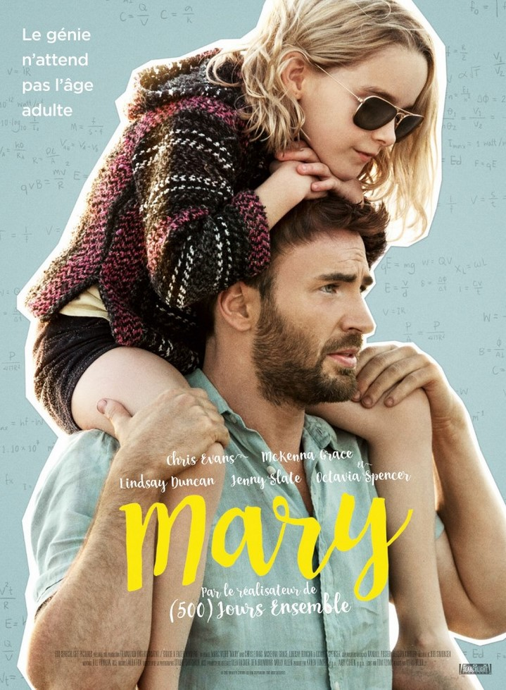 image marc webb poster mary