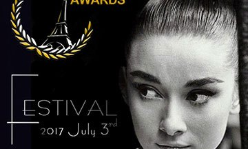 image gros plan affiche paris art and movie awards pama 2017