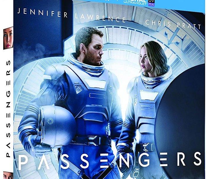 image gros plan boitier blu-ray passengers