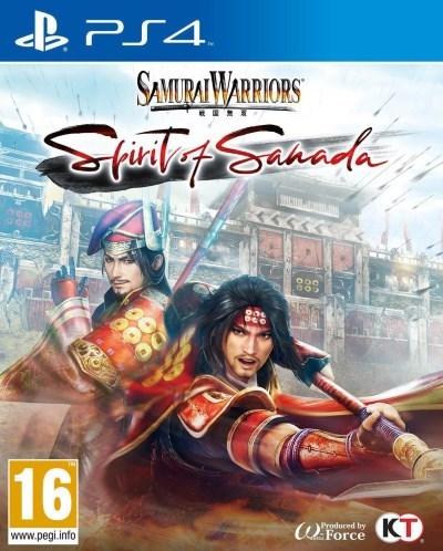 image playstation 4 samurai warriors spirit sanada