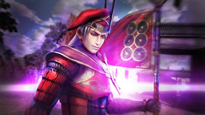 image samurai warriors spirit sanada