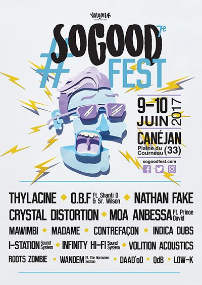 image affiche so good fest 2017 canéjan