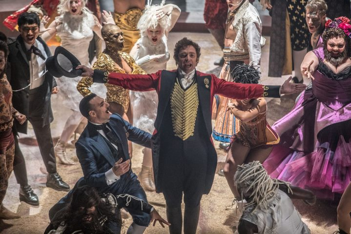 image hugh jackman the greatest showman