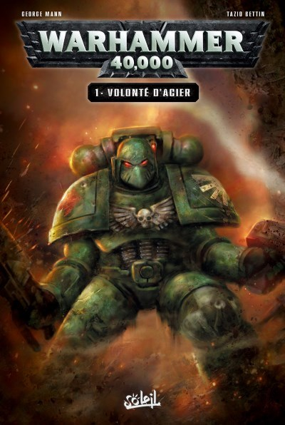 image tome 1 warhammer 40000