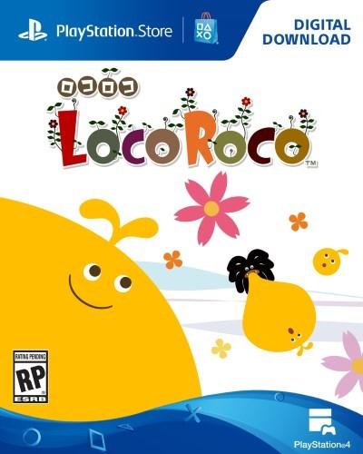 image ps4 locoroco remastered