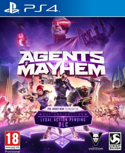 image pack agents of mayhem