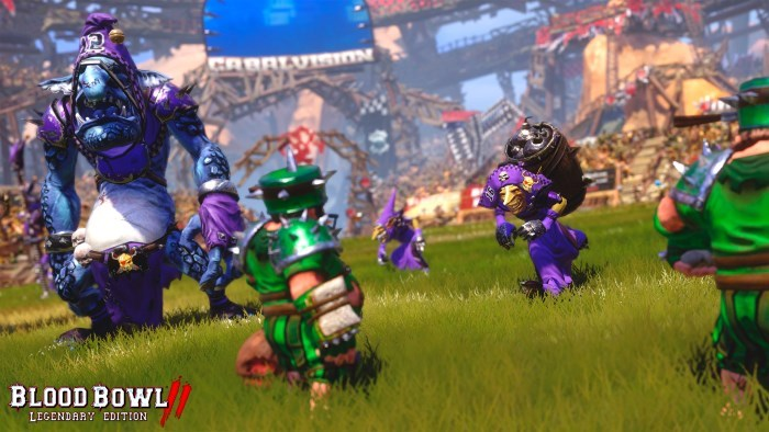 image news blood bowl 2 legendary edition