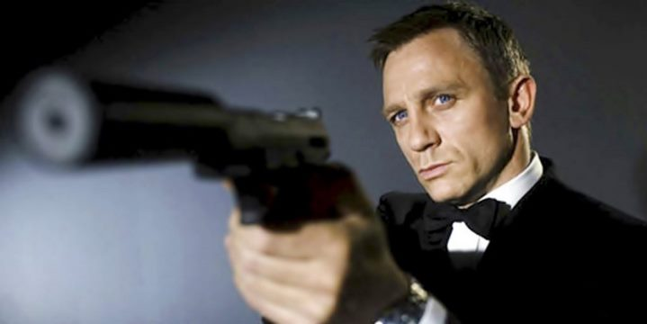 image daniel craig james bond