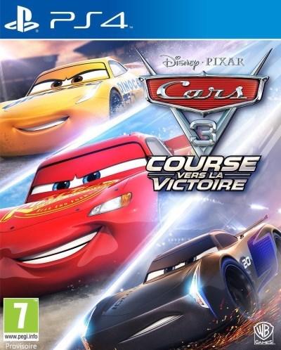 [Test - Playstation 4] Cars 3 Course vers la victoire : un opus qui a du coffre