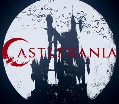 image logo castlevania netflix